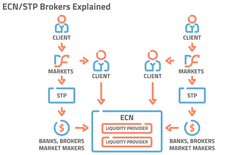 Best ECN Brokers in South Africa